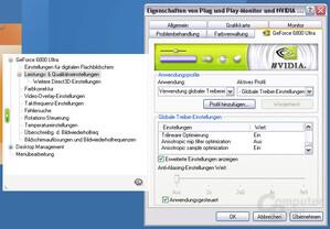 nVidia ForceWare 65.62