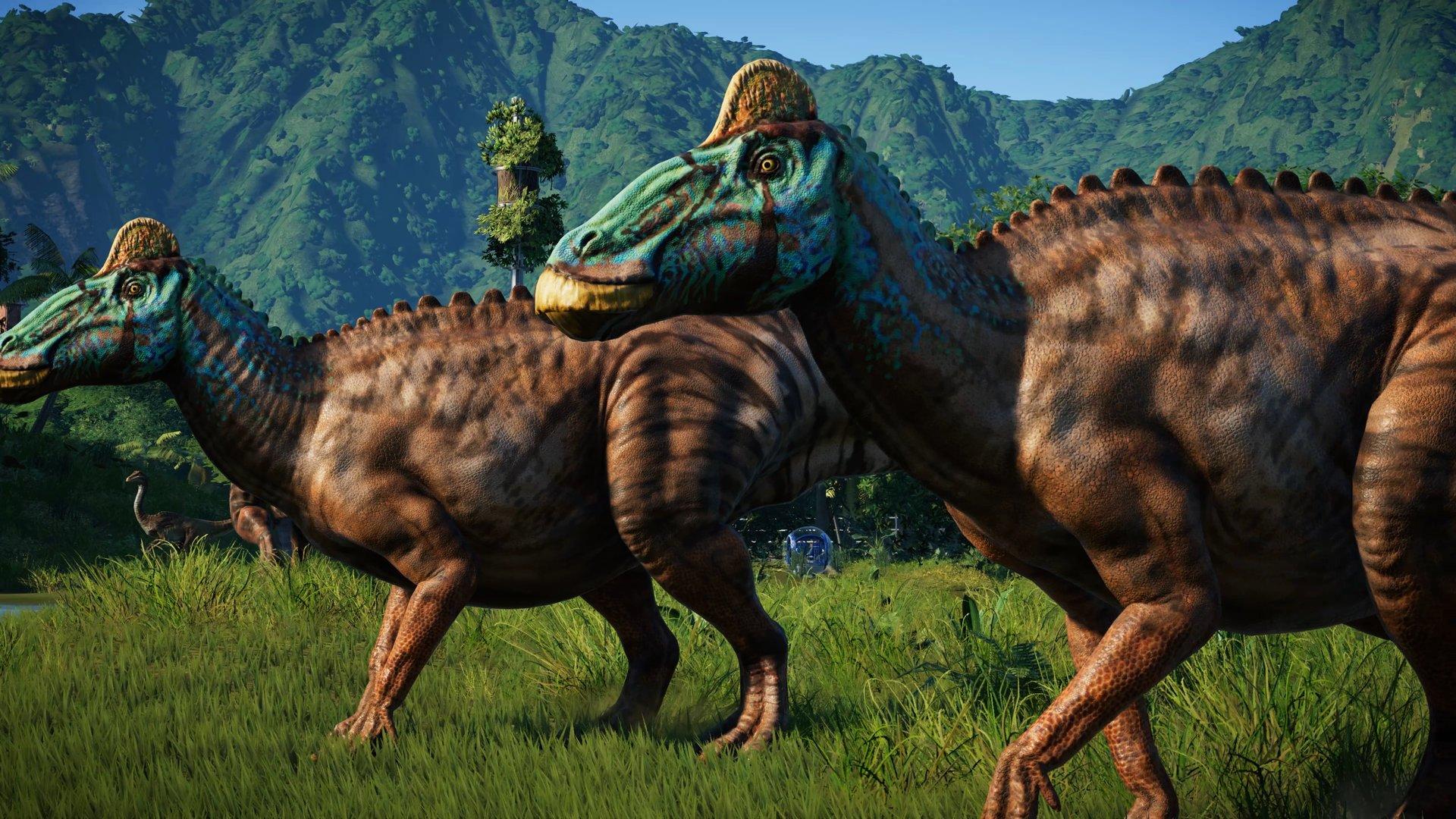 Jurassic World Evolution