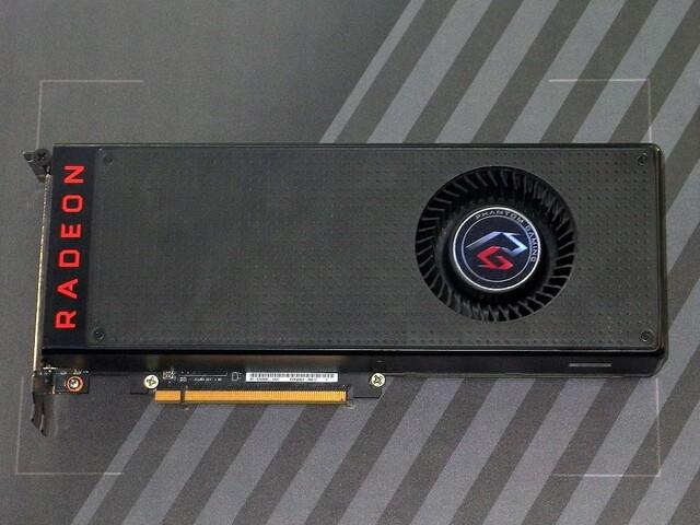 ASRock Radeon RX Vega 56 Phantom Gaming X