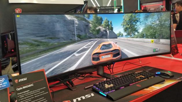 Gaming-Monitore: MSI setzt nun auch auf 32:9 und 240 Hz