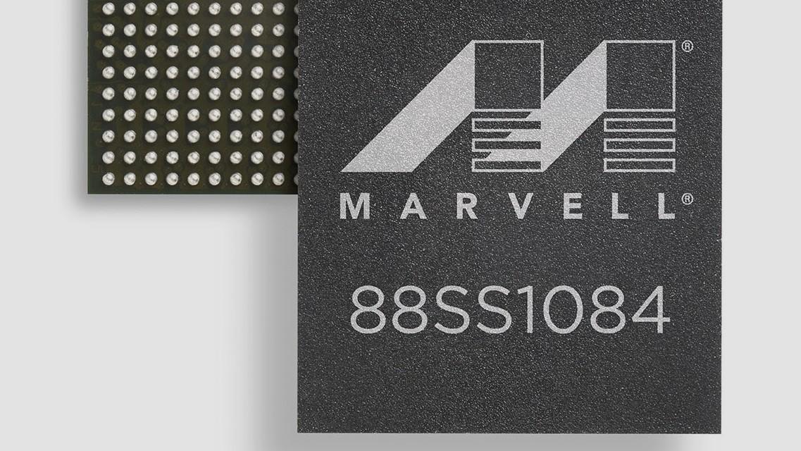 3,6 GB/s und QLC: Marvells neue Controller für schnelle Client-SSDs