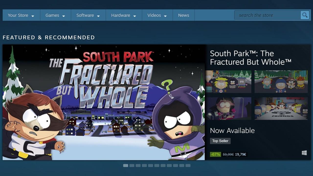 """Steam: Store wird künftig """"FreeForAll"""""""