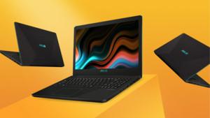 Asus X570ZD: Mit GeForce GTX 1050 und AMD Ryzen 7 2700U statt Intel Core