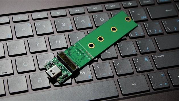 Externe SSDs: JMicron JMS583 bringt PCIe‑SSDs erstmals USB bei