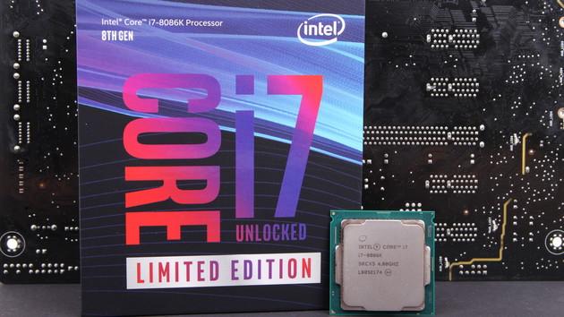 Intel Core i7-8086K: Die Limited Edition für Jäger und Sammler