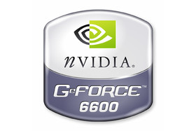 nVidia GeForce 6600 Logo