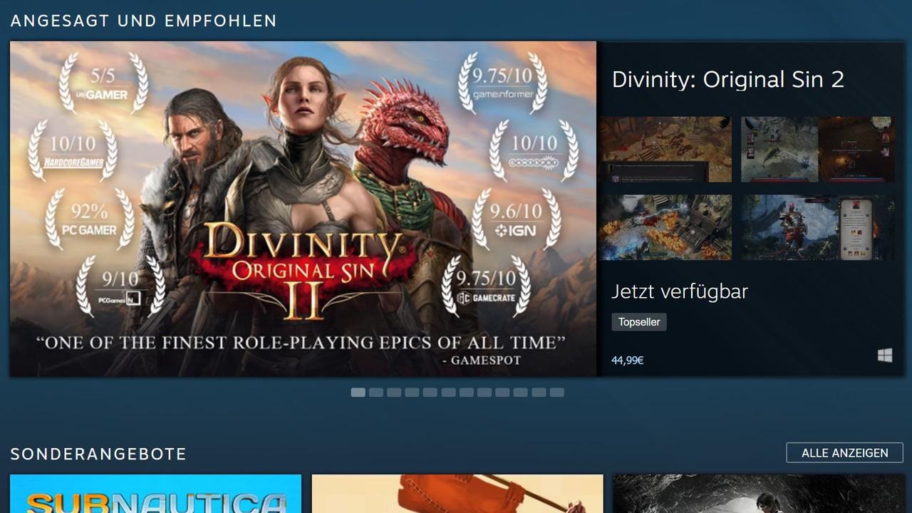 Free for All: Neuer Steam-Ansatz unklar und umstritten