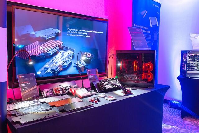 EK Water Blocks: Neues Design für Alu-Kühler der Fluid-Gaming-Reihe