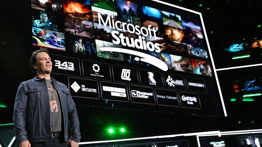 Microsoft: Gears of War 5, Halo Infinite und Forza Horizon 4 zur E3