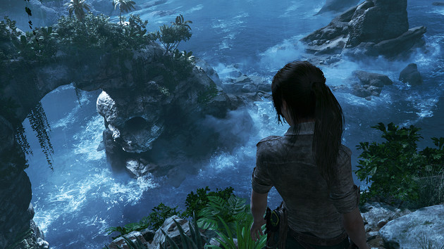 Shadow of the Tomb Raider: Story-Trailer der E3 zeigt düstere Lara Croft