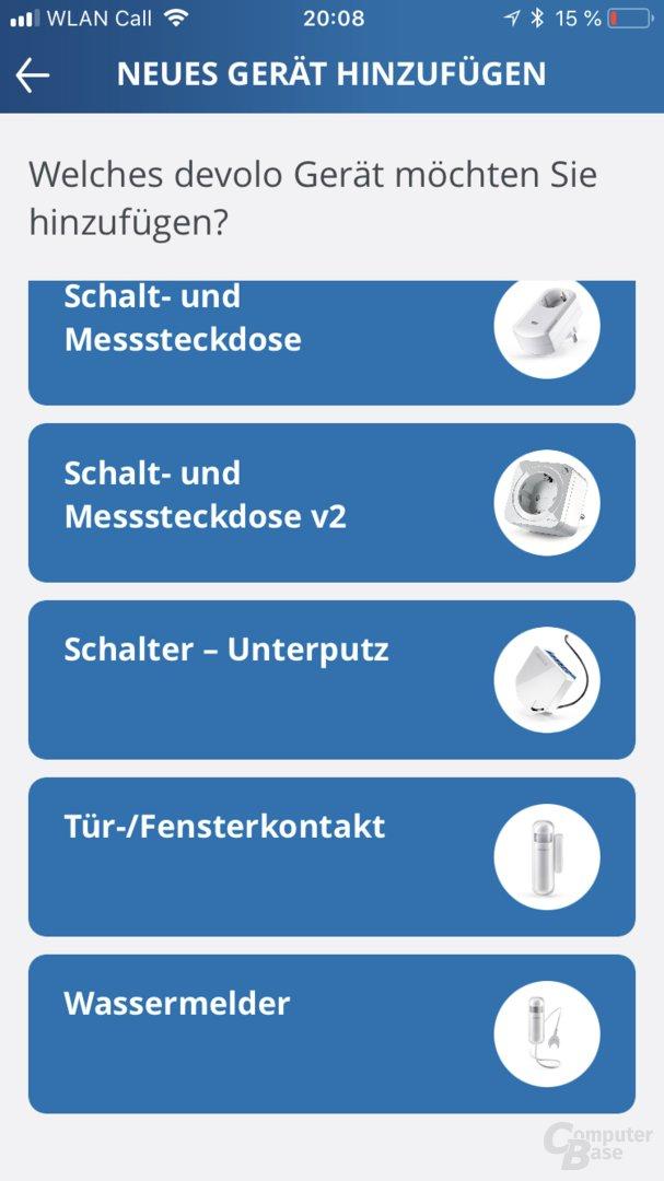 Einrichtung des Devolo Home Control Unterputz-Schalters