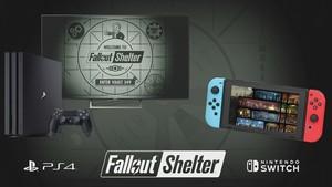 Fallout Shelter: Bunkersimulation nun auch für PS4 und Switch