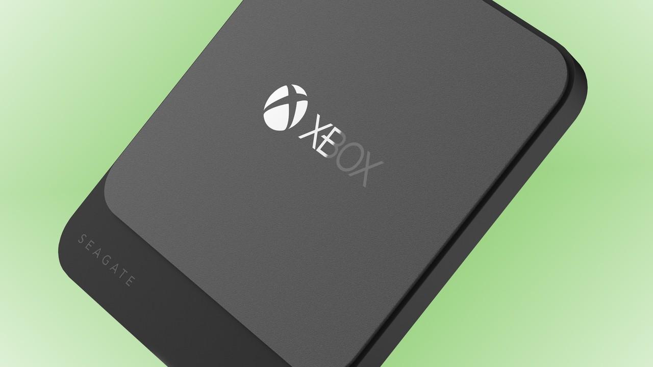 Seagate Game Drive For Xbox: Bis zu 2 TB SSD‑Speicher für die Xbox One