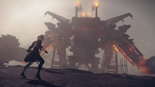 Portierung: NieR: Automata im Juni auf der Xbox One