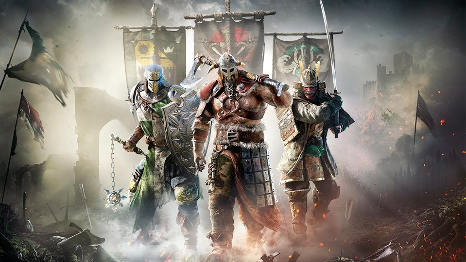 For Honor: DLC Marching Fire und gratis Starter Edition zur E3