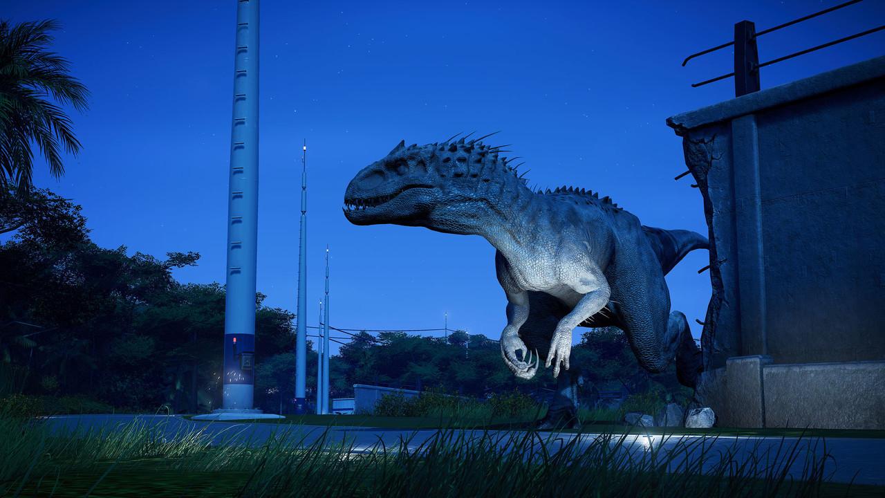 Jurassic World Evolution: Dinosaurier zum Verlieben brauchen keinen High-End-PC