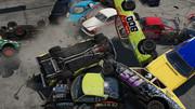 Wreckfest im Benchmark: Ryzen 2000 und RX Vega statt Benzin im Blut