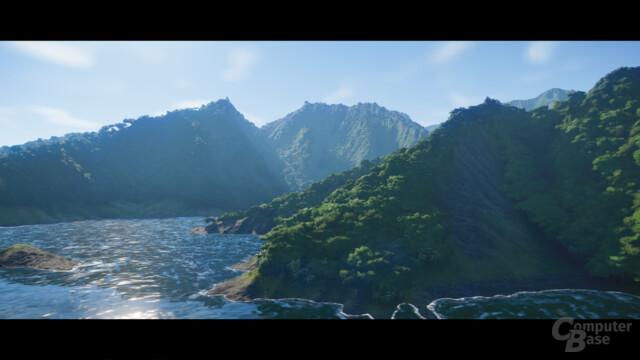 Jurassic World Evolution im Technik-Test