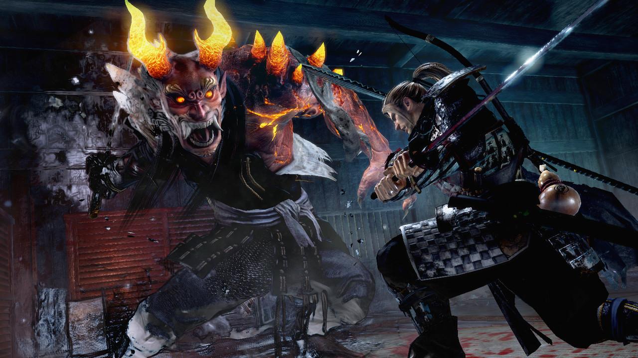 Nioh 2: Dark Souls mit Samurais wird fortgesetzt