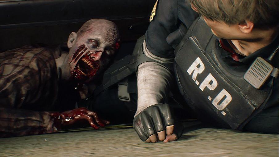 Resident Evil 2 Remake: Grusel-Klassiker von Grund auf neu erstellt