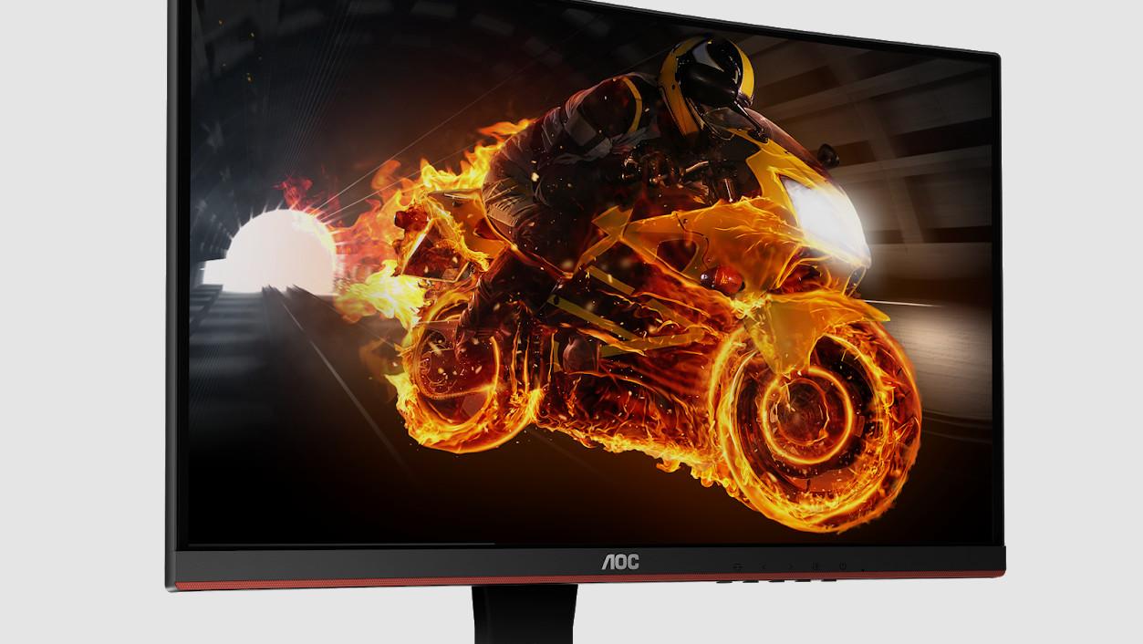 AOC G1-Serie: VA-Monitore mit 144Hz und FHD für Spieler ab 199 Euro