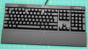 Corsair K70 MK.2: Sehr gute Hardware zum sehr hohen Preis
