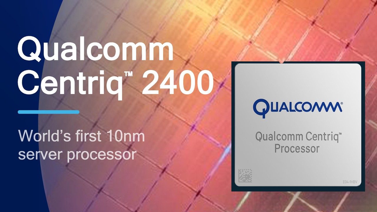 Prozessoren: Qualcomm bleibt im Servergeschäft