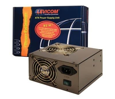 Neue Levicom-Netzteilserie