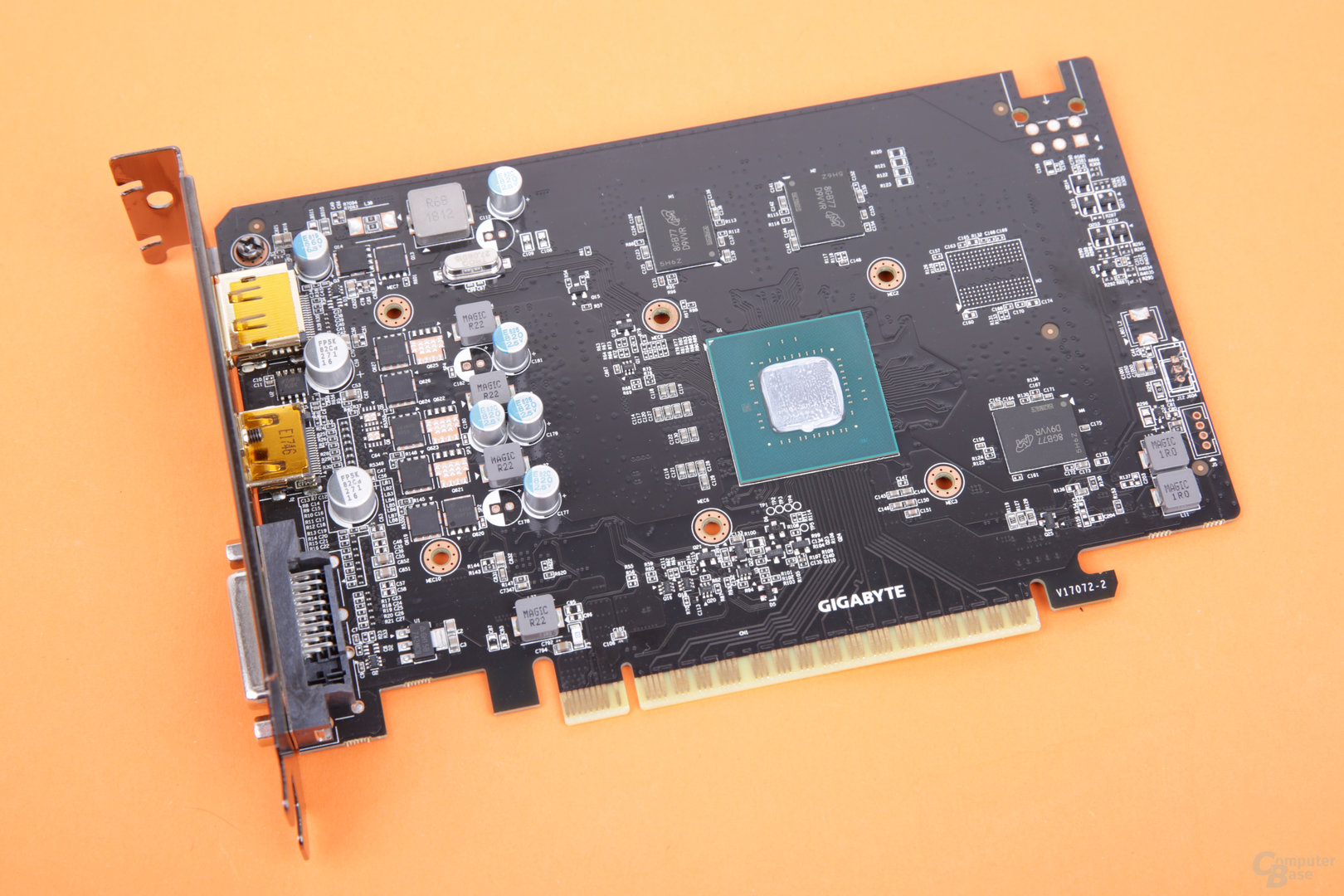 Gigabyte GeForce GTX 1050 3GB Windforce – ohne Kühler