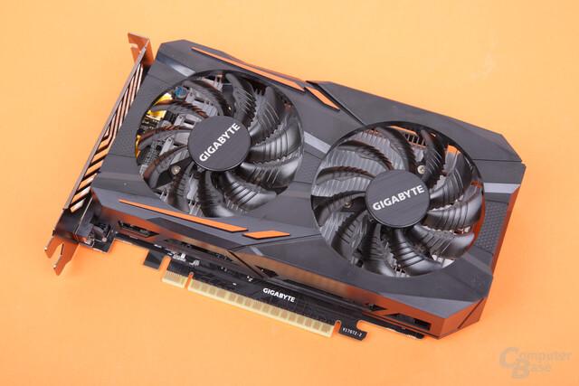 Gigabyte GeForce GTX 1050 3GB Windforce im Test