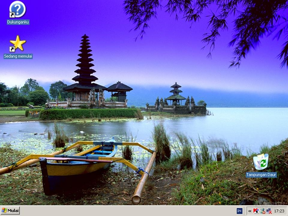 WindowsXP Starter-Desktop