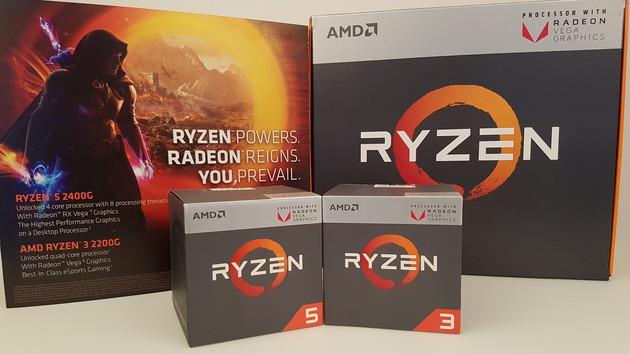 AMD Raven Ridge: Radeon-Grafiktreiber für APUs nur alle drei Monate