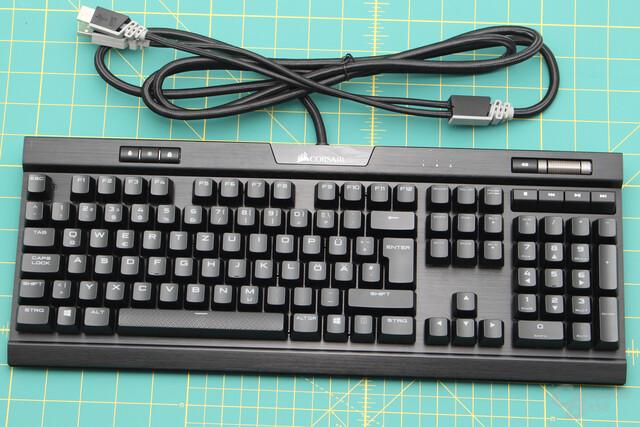 Version Zwei der K70 ist eine K95 ohne Makrotrasten