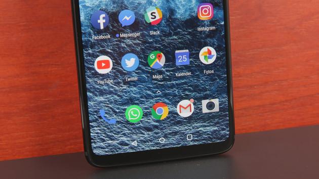 OnePlus 6 im Test: Sehr viel Smartphone zum fairen Preis
