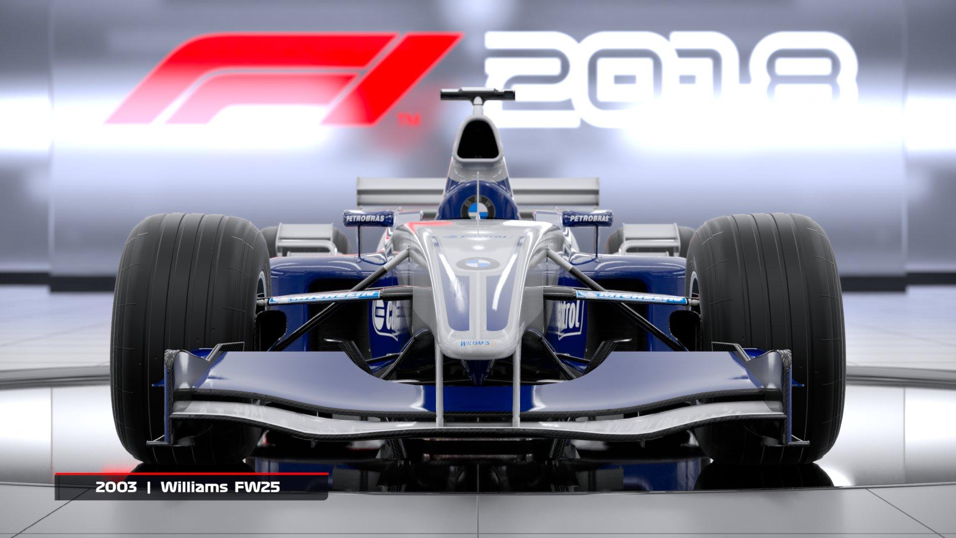 Williams FW25