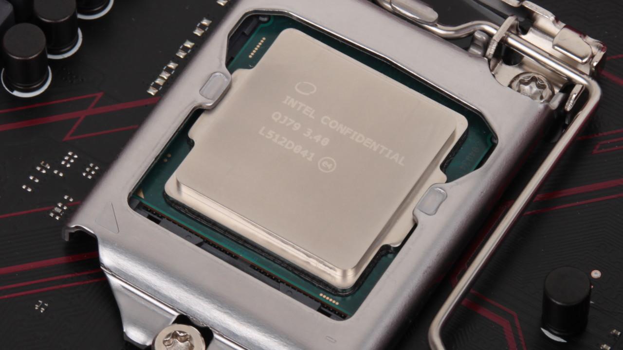 Coffee Lake-S: Intel bestätigt acht Kerne auch für Xeon E