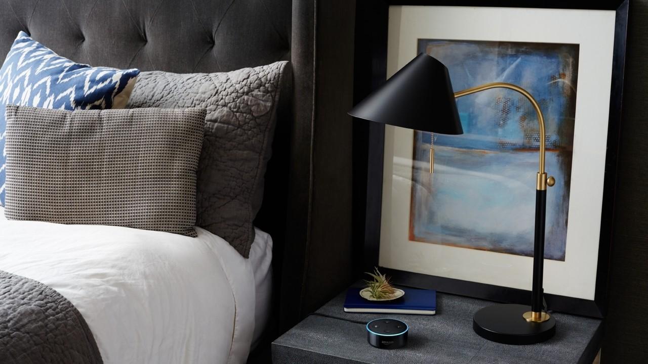Anfragen werden gelöscht: Amazon Echo kommt ins Hotel und ruft den Zimmerservice