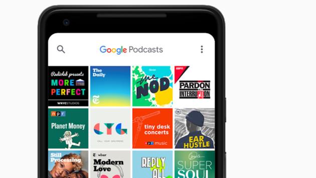 Google: Podcasts-App für Android startet in Deutschland