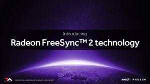 Neue Bezeichnung: Aus AMD FreeSync 2 wird FreeSync 2 HDR