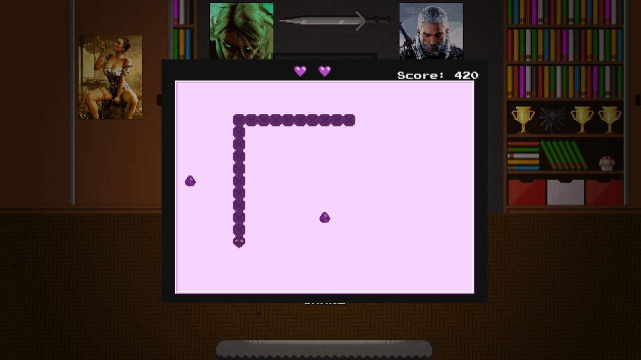 Easter Egg: Pong und Snake auf der GOG-Homepage spielen