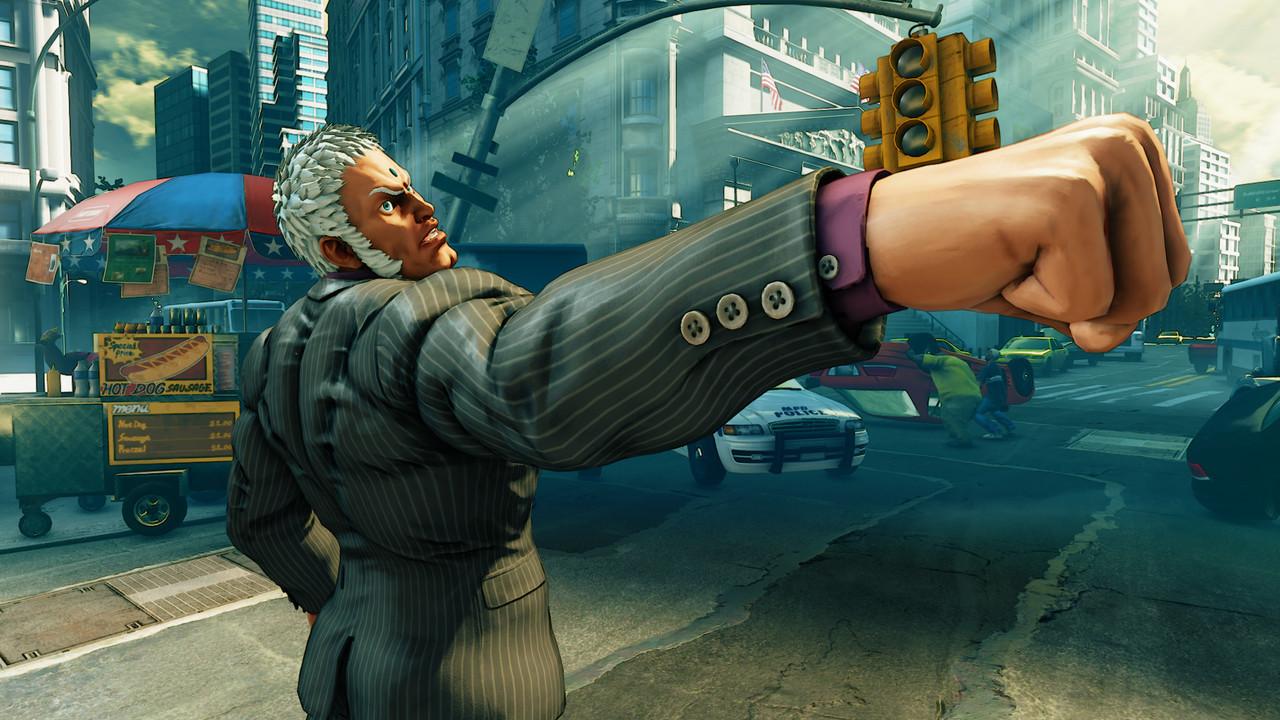 Street Fighter V: Update baut Lootbox‑Mechanik ein