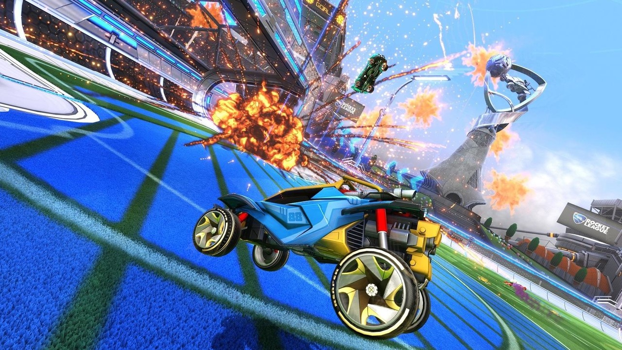 Rocket League: Rocket Pass erscheint noch im Sommer 2018 (für 9,99 USD)