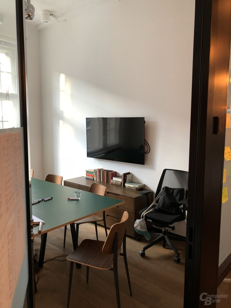 Büroräume von Mbition in Berlin-Mitte