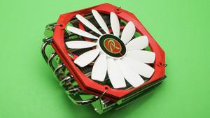 Raijintek Pallas im Test: Großer kleiner CPU-Kühler für HTPCs