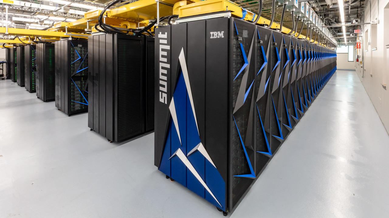 Top500: USA stellen Platz 1 und 3 der schnellsten Supercomputer