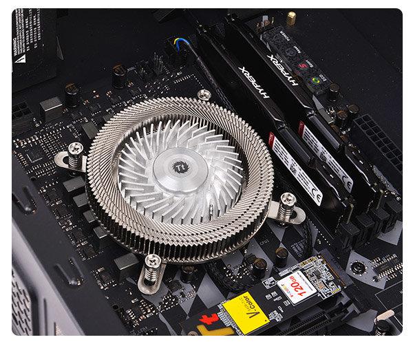 Thermaltake New Engine 17 1U