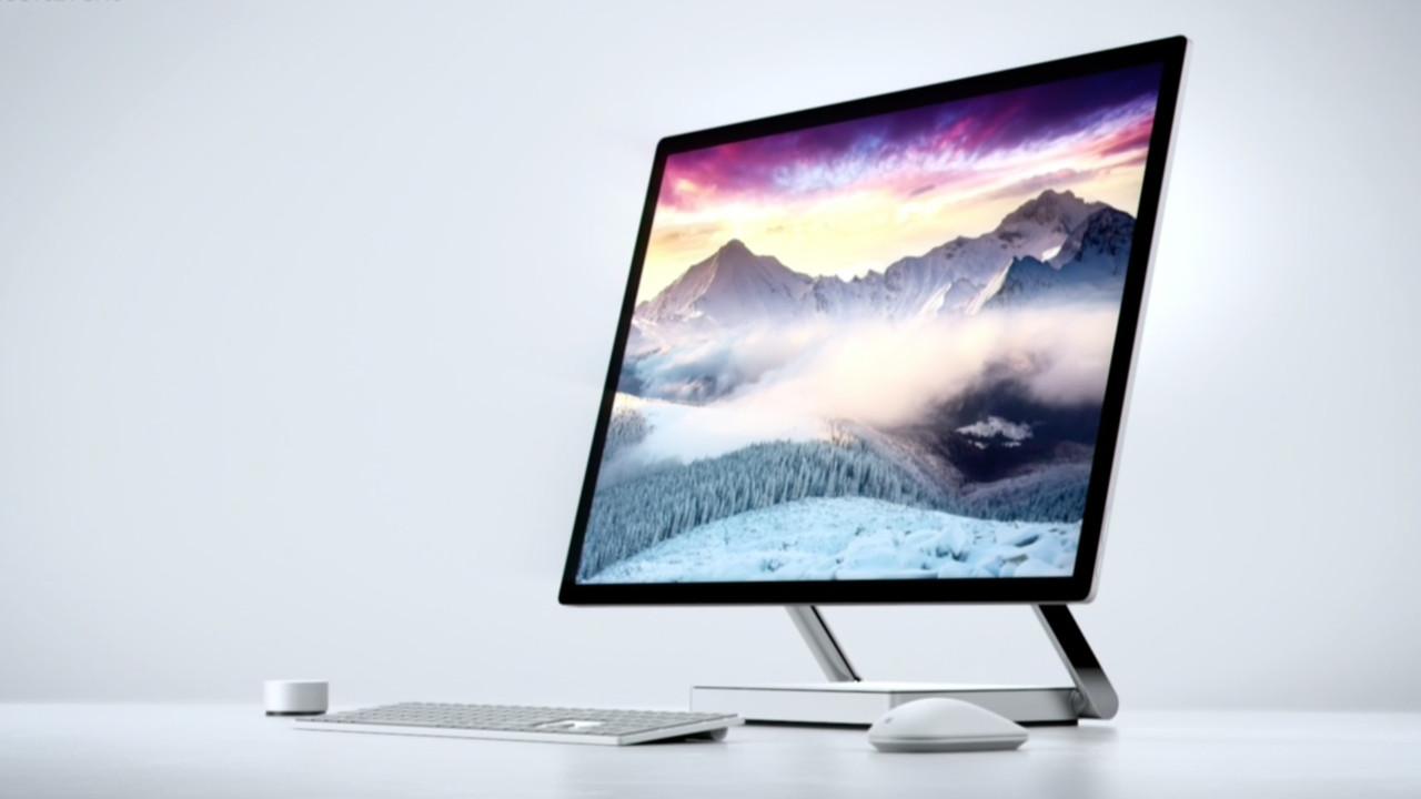 Surface Studio 2: Leere Lager sollen Vorbote von zweiter Generation sein