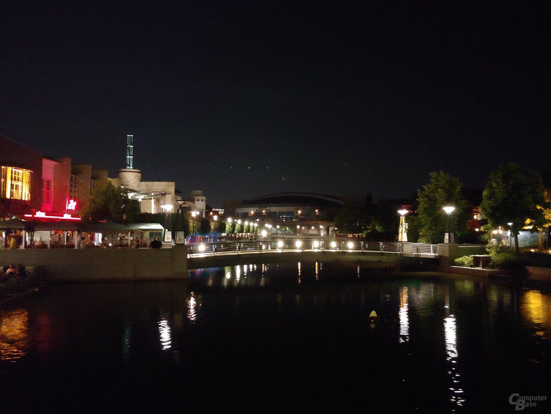 LG G7 ThinQ – Nachtaufnahme