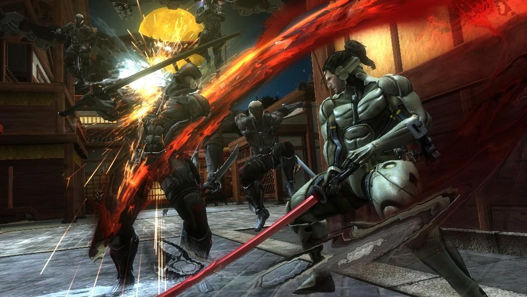Metal Gear Rising Revengeance: Kopierschutz setzt Mac-Version außer Gefecht