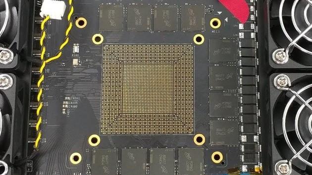 Prototyp: Microns GDDR6‑Speicher auf Nvidia‑Grafikkarte